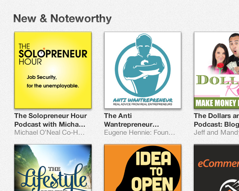 26: The State of The Solopreneur Hour Podcast
