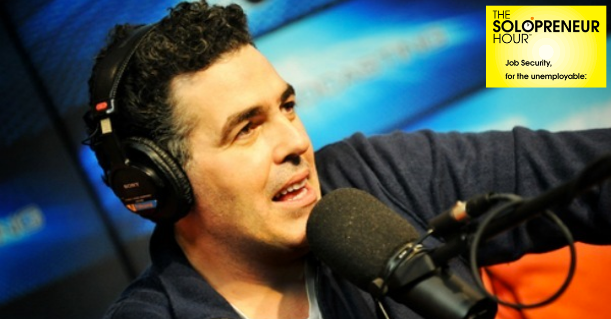 30: Adam Carolla – Hollywood's Most Successful Solopreneur, Masquerading as a Comedian