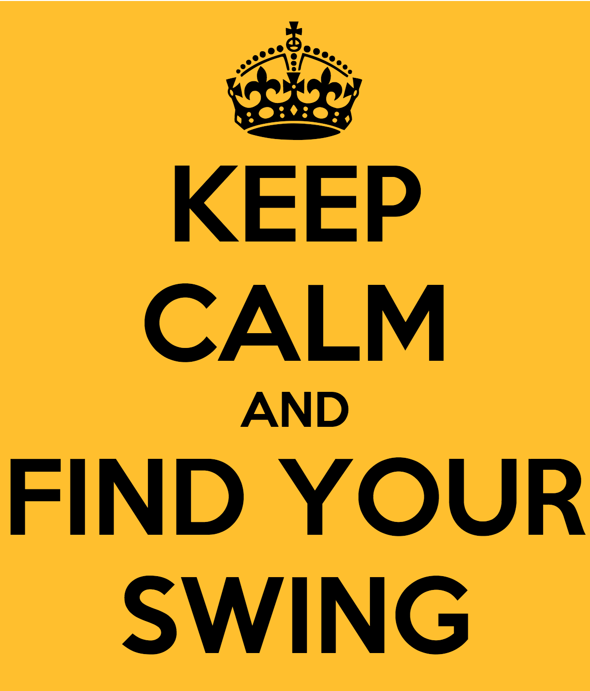 108: Find Your Swing™ #9 with DawnMarrs.com