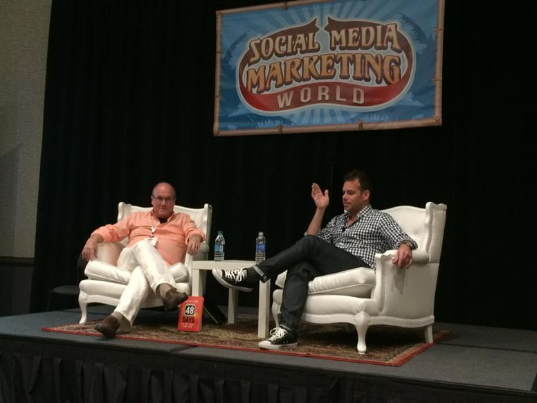 269: Dan Miller of 48 Days LIVE from Social Media Marketing World 2015!