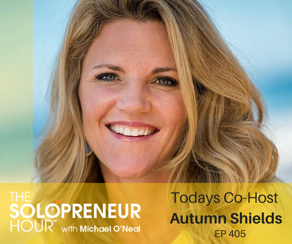 405: Living Your Life Alive, with Autumn Shields
