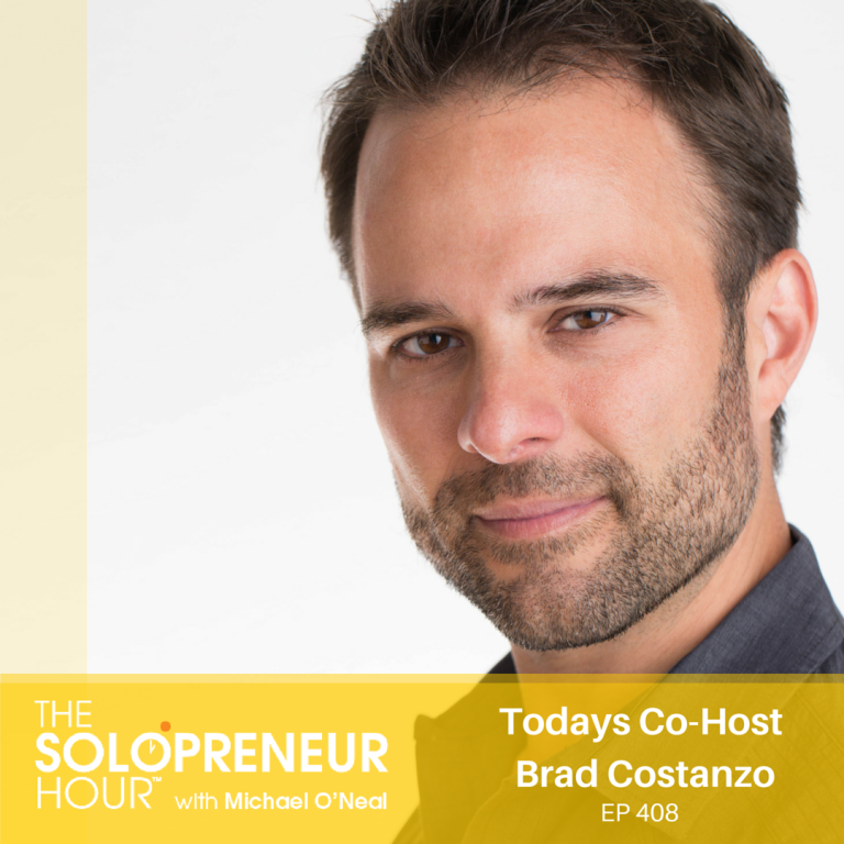 408: Bacon Wrapped Business with Brad Costanzo