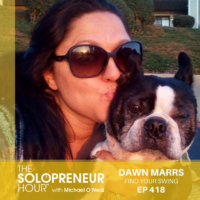 418: Free Coaching Friday & Find Your Swing w/ DawnMarrs.com