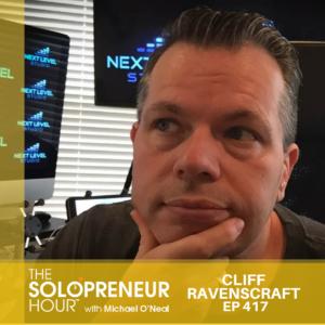 Todays Co-Host Cliff Ravenscraft