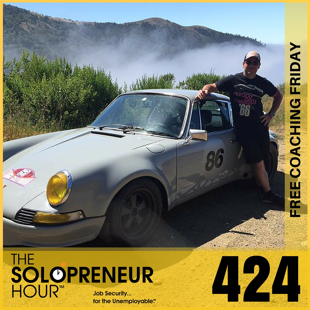 424: So, I Almost Crashed My Car Through A Fence at 60MPH. And Your Questions
