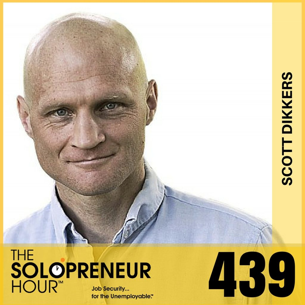 439: Founder of The Onion, Scott Dikkers