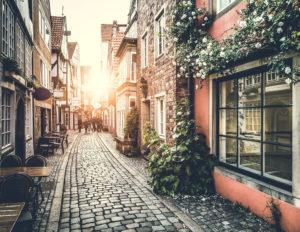 street-in-rome-italy