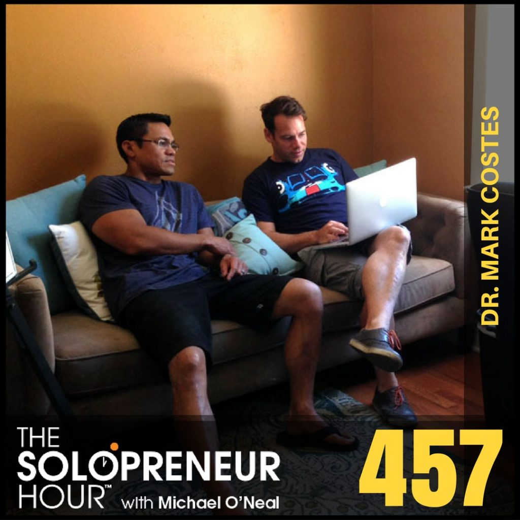 457: How Customer Service Details Translate Into Millions, with Dr. Mark Costes (Best Of)