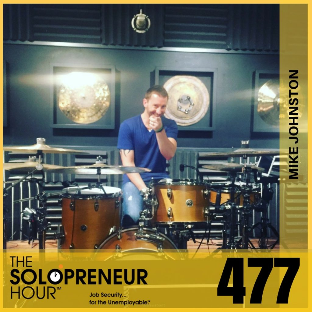 477: Thinking BIG in Business, and Relentlessly Considering Small Details, with Mike Johnston