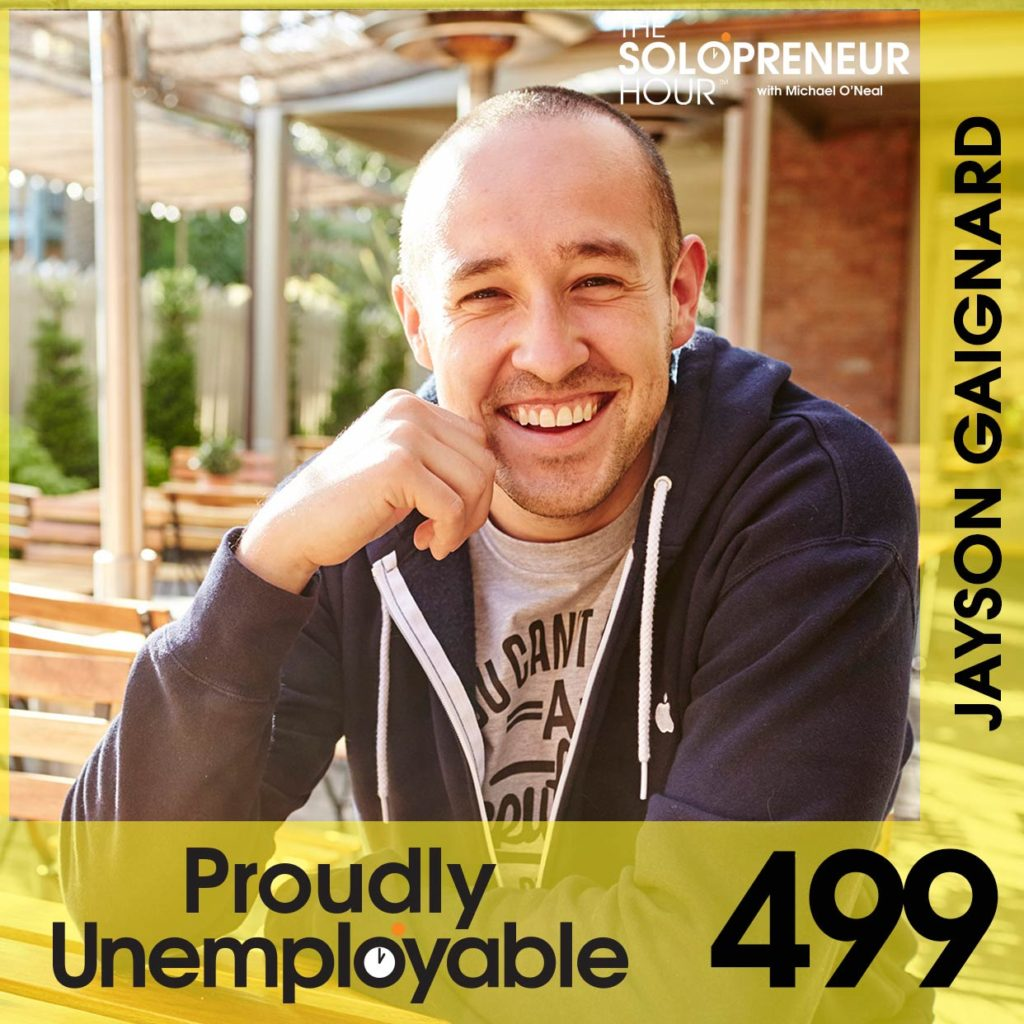 "499: The 7 Steps of Forming & Solidifying a Relationship with ANYONE, Including ""Influencers"", with Jayson Gaignard (Best of)"