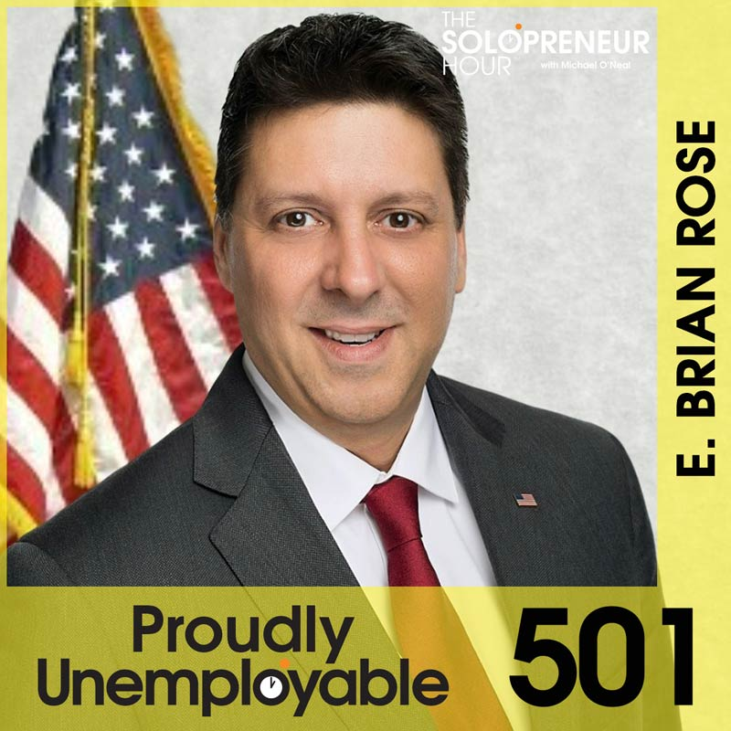 501: Running JVZoo to Running for Congress, with E. Brian Rose