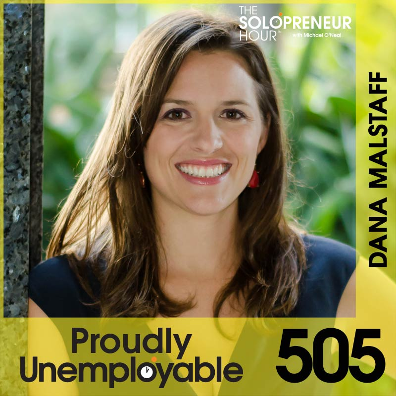 505: How To Raise Kids & Build A Killer Business with Boss Mom Dana Malstaff