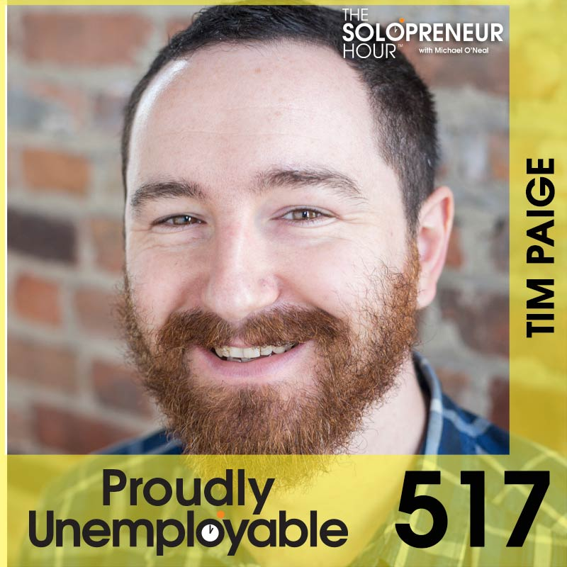 517: Grow Your Email List Like A Pro with Tim Paige of Leadpages