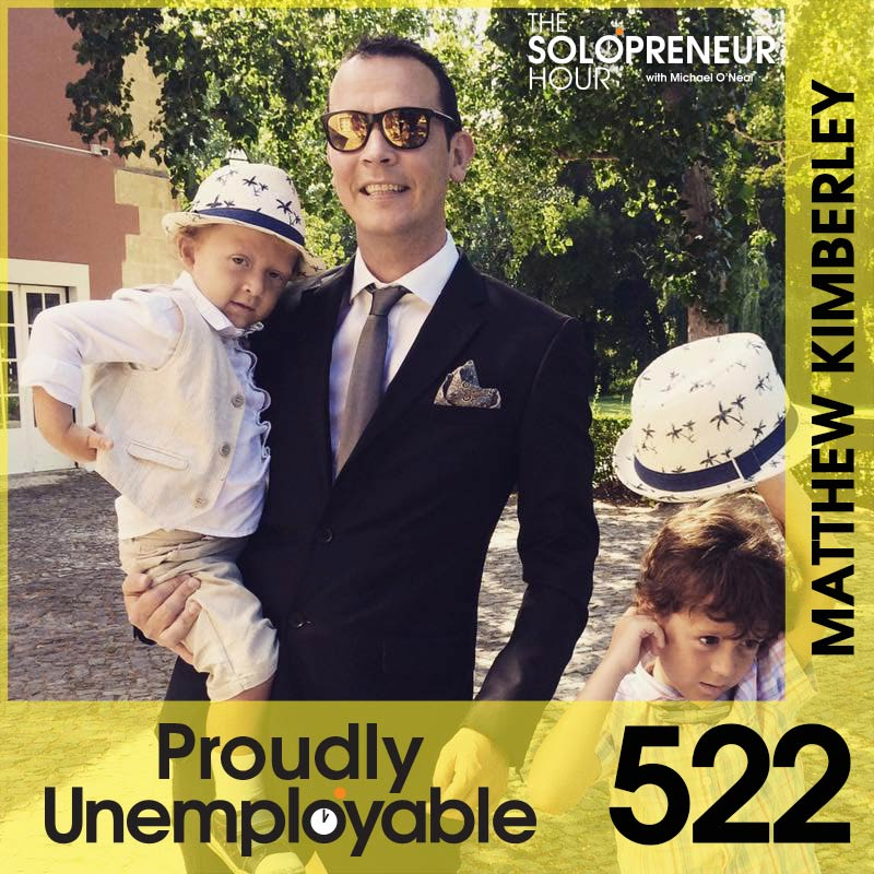 522: Sales – The Most Underrated Solopreneur Talent, with Matthew Kimberley