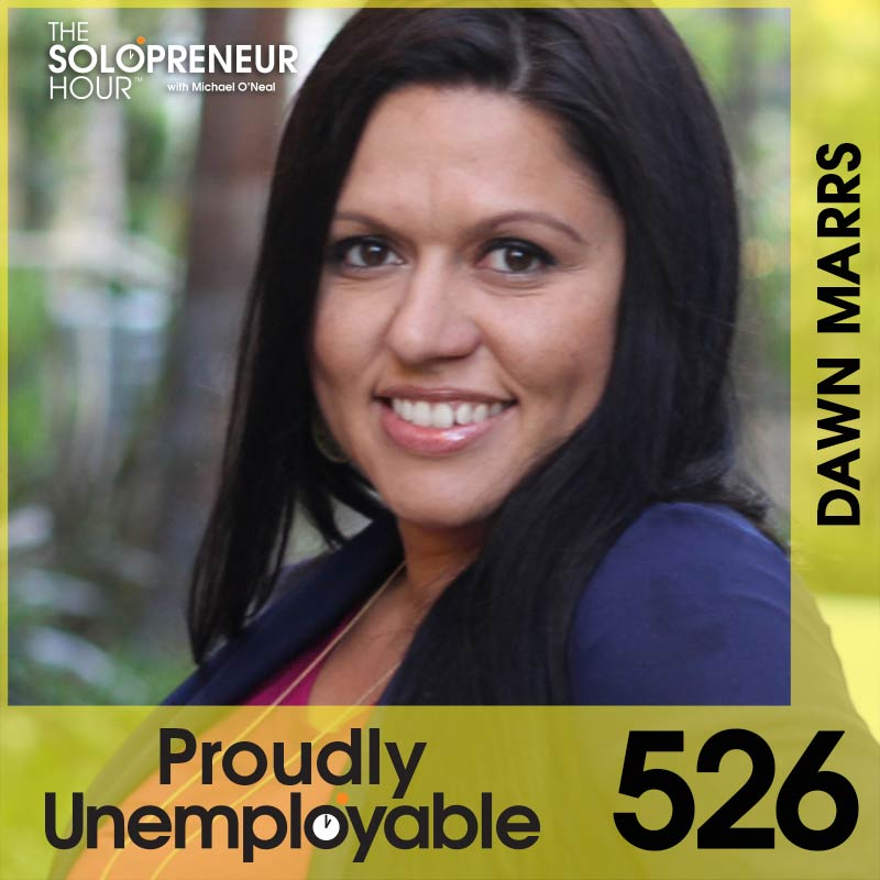 526: Dawn Marrs talks Growing & Evolving, and New Apps & Websites That Will Improve Your Life