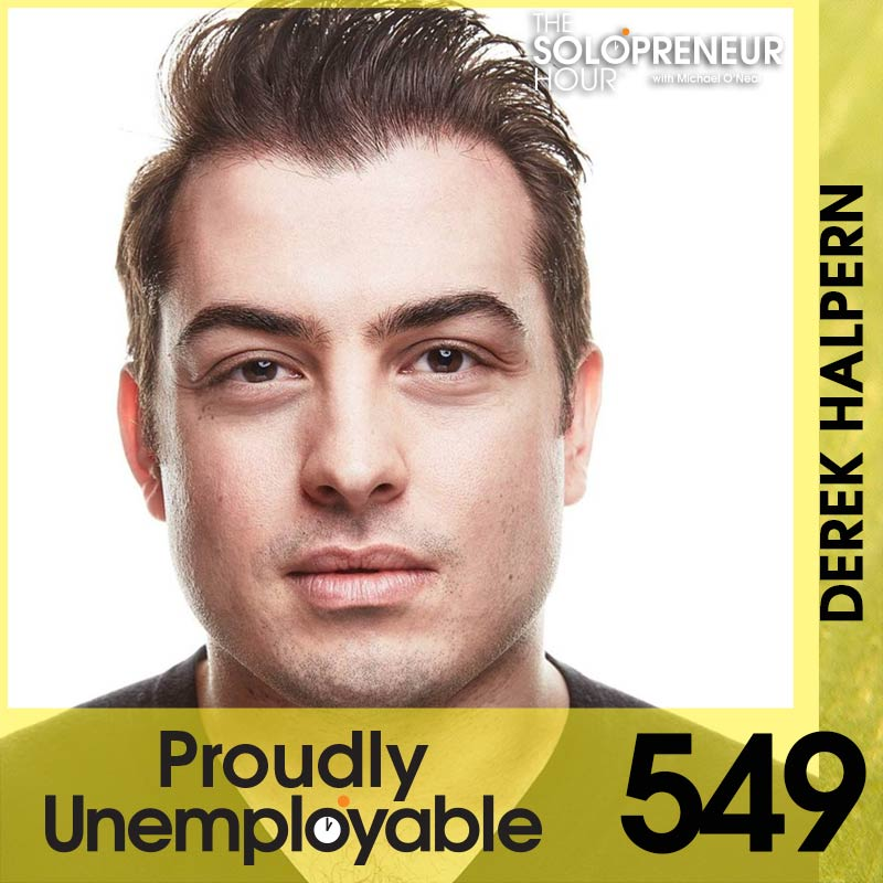 549: Derek Halpern Returns, and Talks The Art of Storytelling