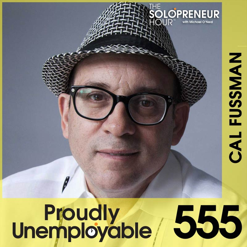 555: Master Storyteller & Speaker, Cal Fussman from Esquire Magazine