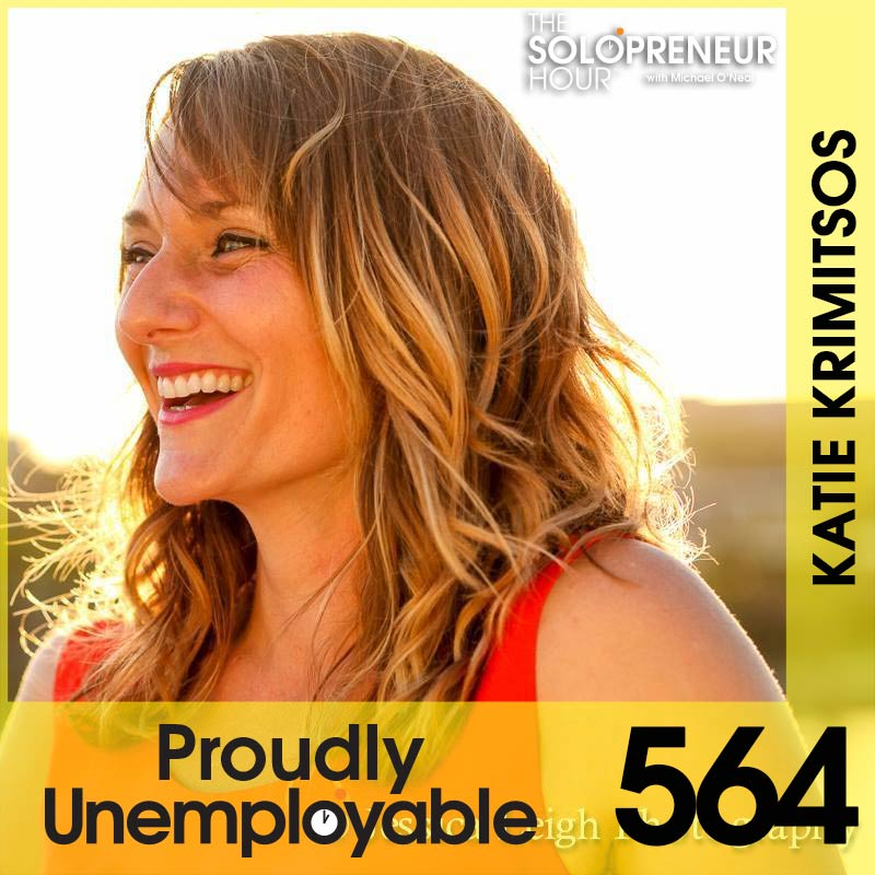 564: Monetizing Your Facebook Group, Hosting Retreats, and Rocking, with Katie Krimitsos