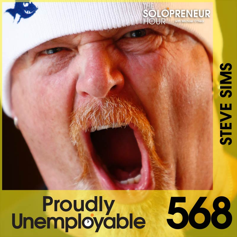568: Steve Sims Will Make Your Dreams Come True