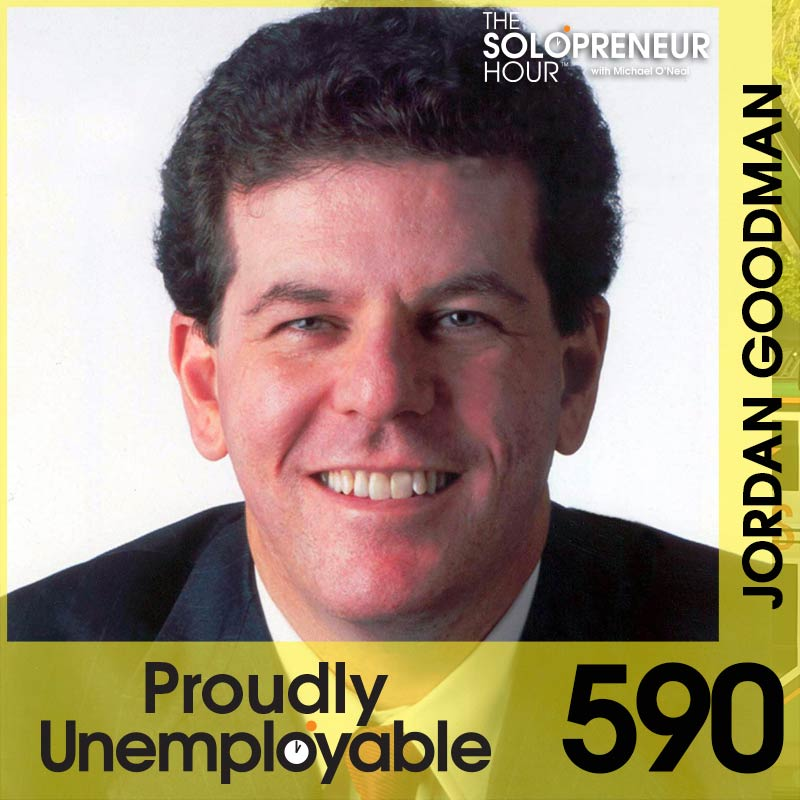 590: Mastering Your Finances Once And For All, with Jordan Goodman (part 1)