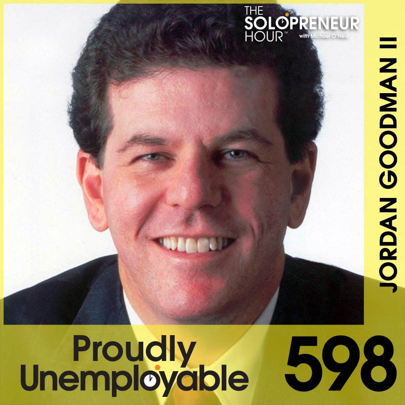 598: Solving Your Money Problems with Jordan Goodman (Part 2!)