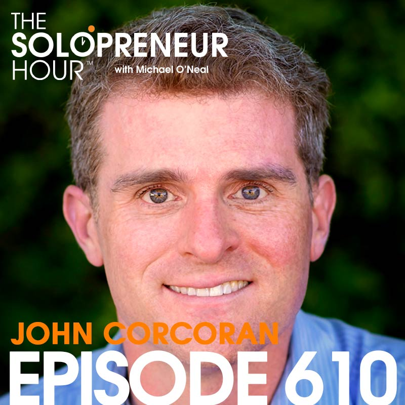 610: Building Relationships with Influencers, w/ John Corcoran (best of)