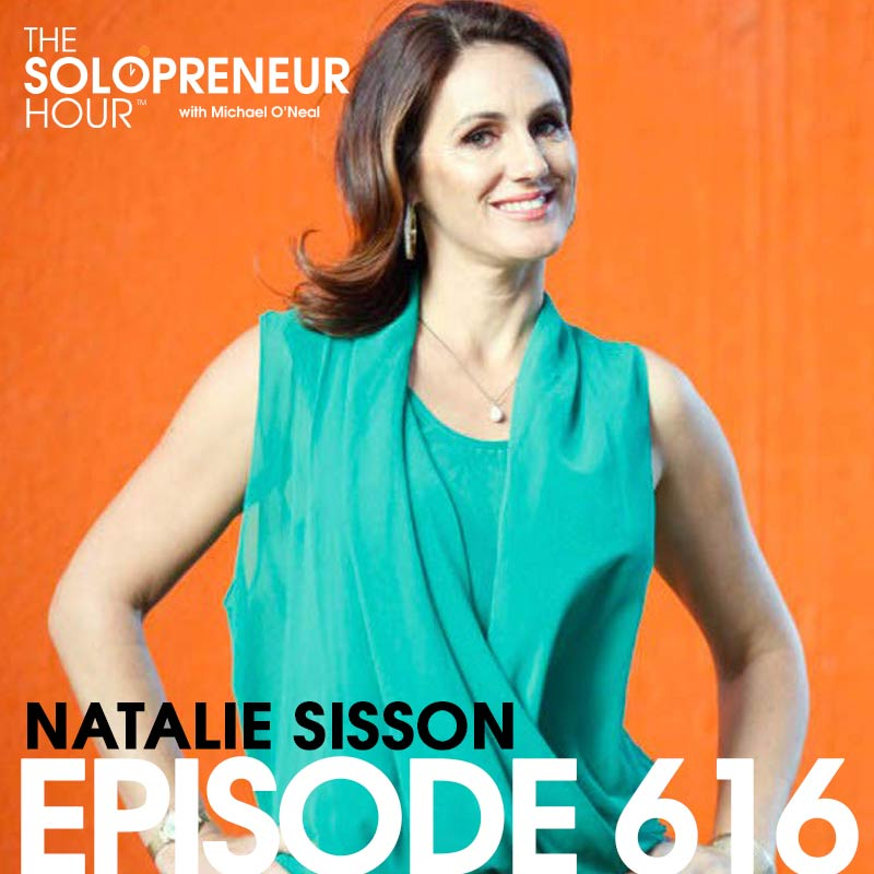 616: How to Travel The World And Be A Digital Nomad, with Natalie Sisson