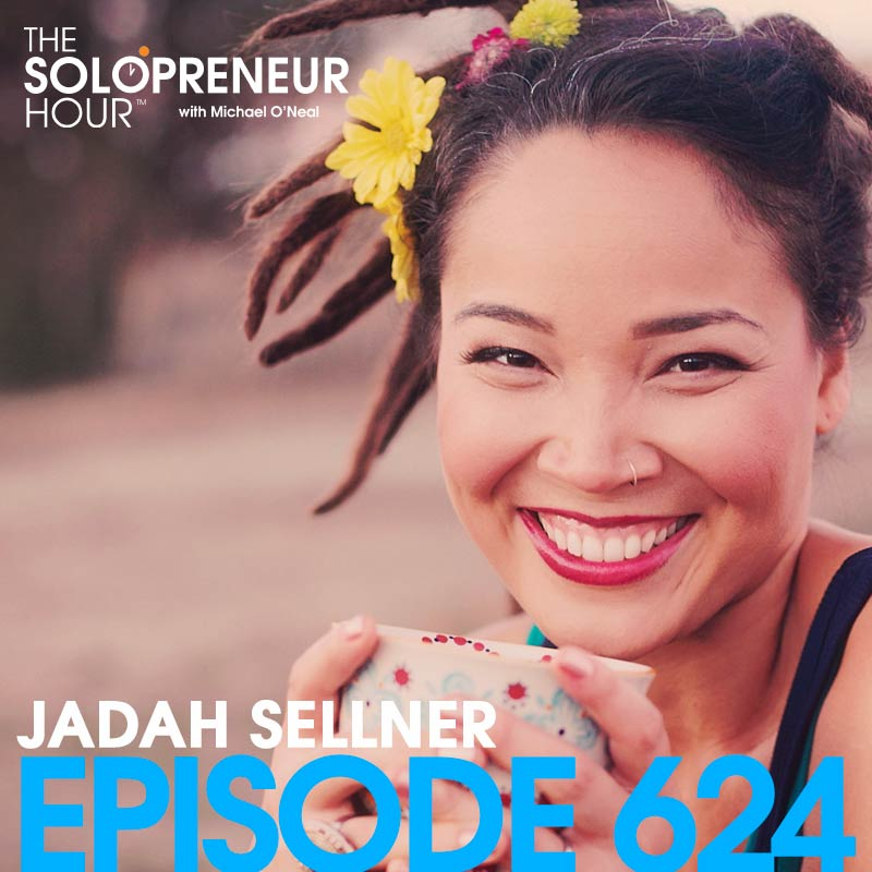 624: Love Over Metrics – How To Grow A Community And Your Business by CARING, with Jadah Sellner