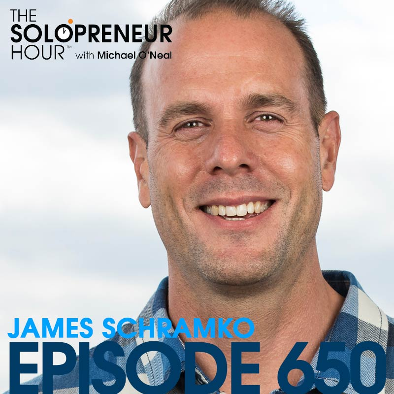650: James Schramko Will 10x Your Business