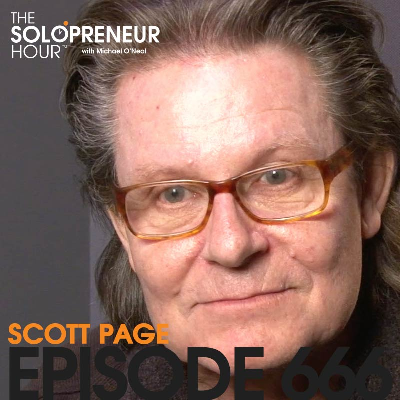 666: Pink Floyd? (Not The Devil.)  My Favorite Episode From 2017 with Legendary Sax Player Scott Page