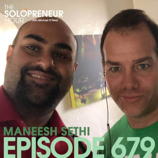 679: Maneesh Sethi | Create New Good Habits, Break Old Bad Ones