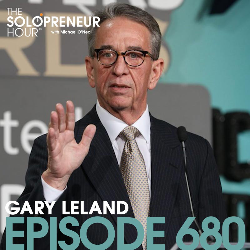 680: Gary Leland on Starting Multiple Solopreneur Businesses | Just DO it!