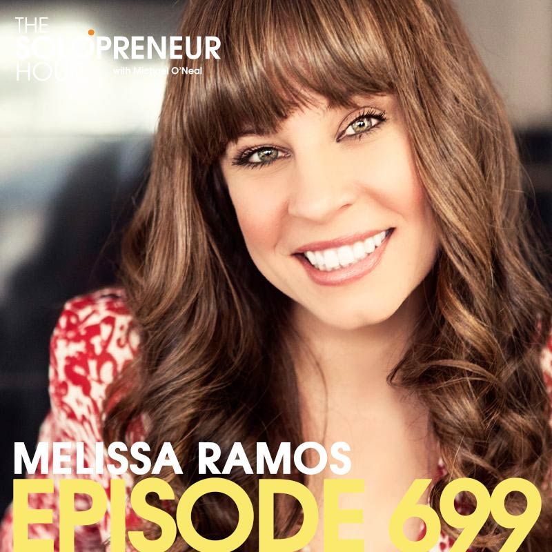 699: 10 Ways to Stay Healthy While Working HARD, with Melissa Ramos (best of)