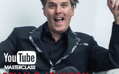 709: YouTube Channel Masterclass [Part 2] with Brian G Johnson