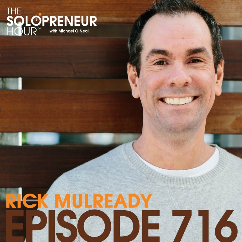 716: The Art of Facebook Ads and Paid Traffic with Rick Mulready