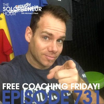 731: What's The Next Thing You're Working On? Free Coaching Friday with Special Guest Jase Bennett!