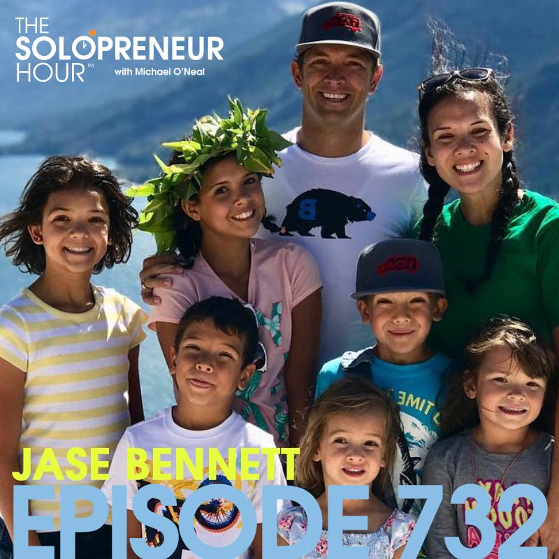 732: How To DEconstruct Success with Jase Bennett of The Ohana Adventure