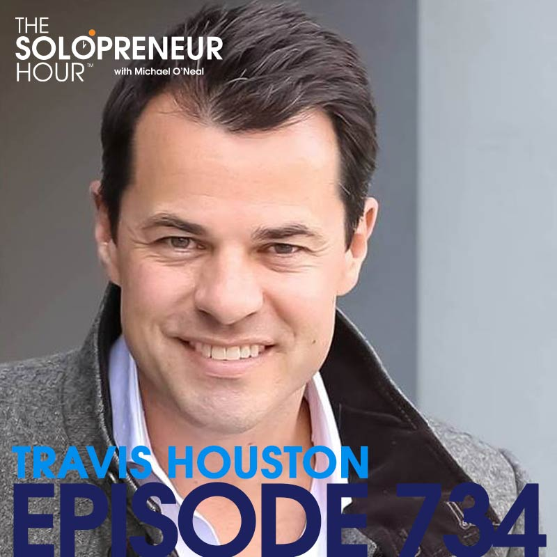 734: Travis Houston from Superfunnel and a Marketing Hack You've NEVER Heard Of