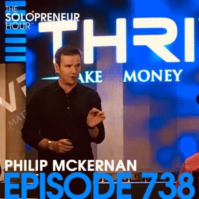 738: Philip McKernan – One Last Talk: Why YOUR TRUTH Matters, and How to Speak It