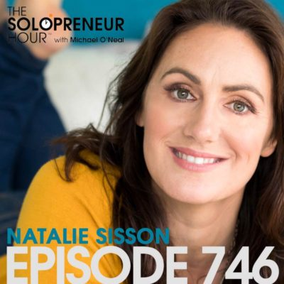 746: Choosing Your Own Freedom with Natalie Sisson
