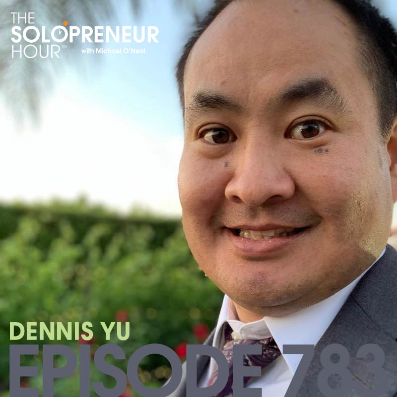 783: The 9 Triangles of Business Success, with Blitzmetrics Dennis Yu (Best of)