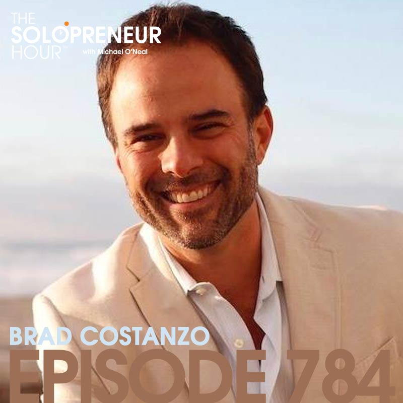 784: Brain Hacking, Compression Coaching, and Quantifying Your Skillsets with Brad Costanzo