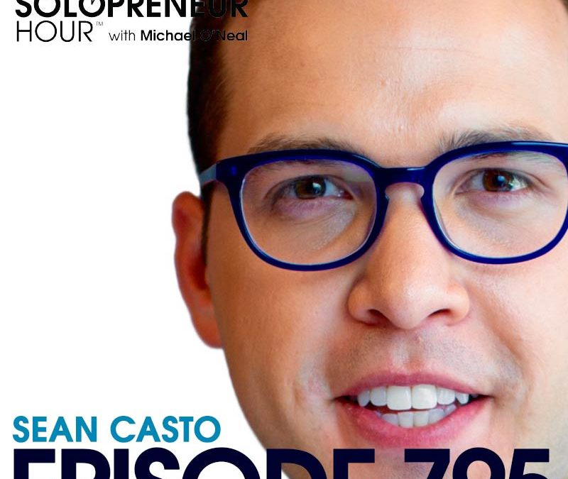 795:  How to Create Your Own Mobile App, With Sean Casto of PreApps.com