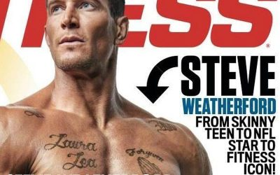 796: Steve Weatherford Will Make You Want to Run Through a Brick Wall
