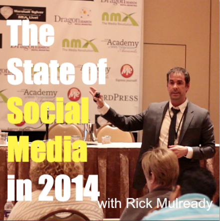 65: The State of Social Media in 2014 with Rick Mulready
