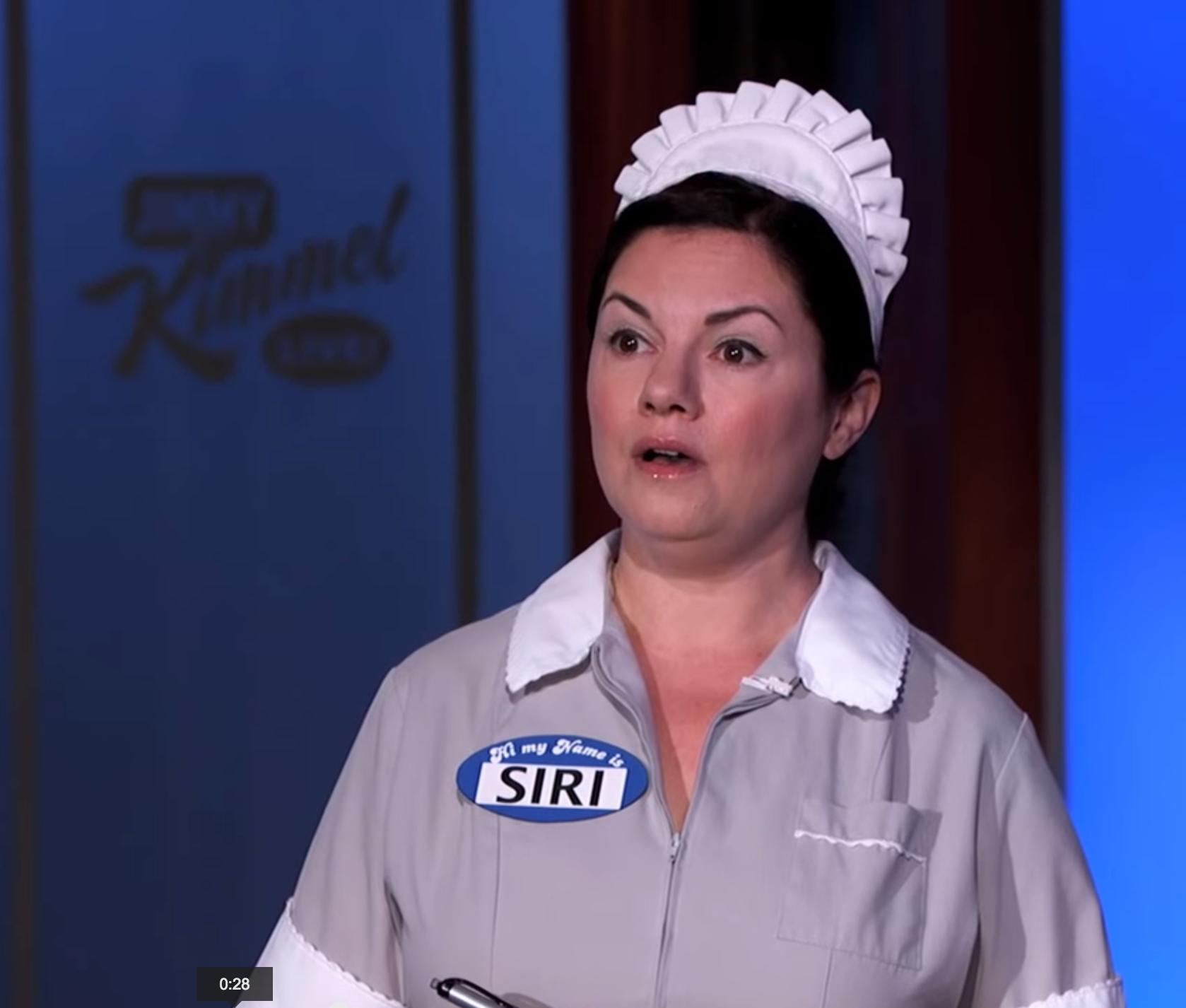 175: Jimmy Kimmel LIVE with Anna Vocino