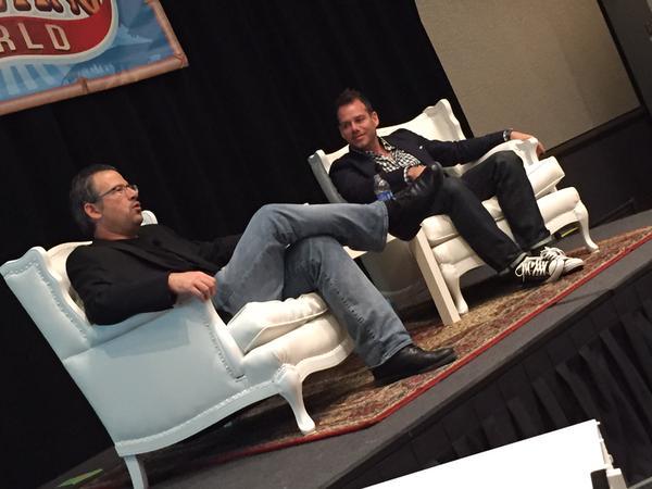 267: Joel Comm on Twitter Power 3.0 LIVE from Social Media Marketing World 2015