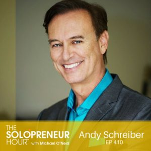 Todays Co-Host Andy Schreiber