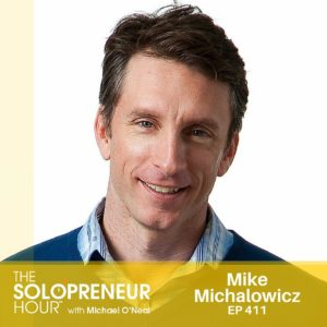 Todays Co-Host Mike Michalowicz