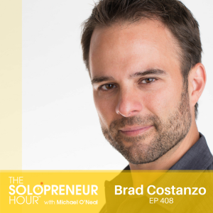 Today's Co-Host Brad Costanzo Episode 408